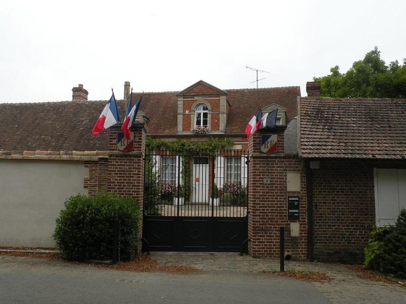 Mairie de Thibivillers