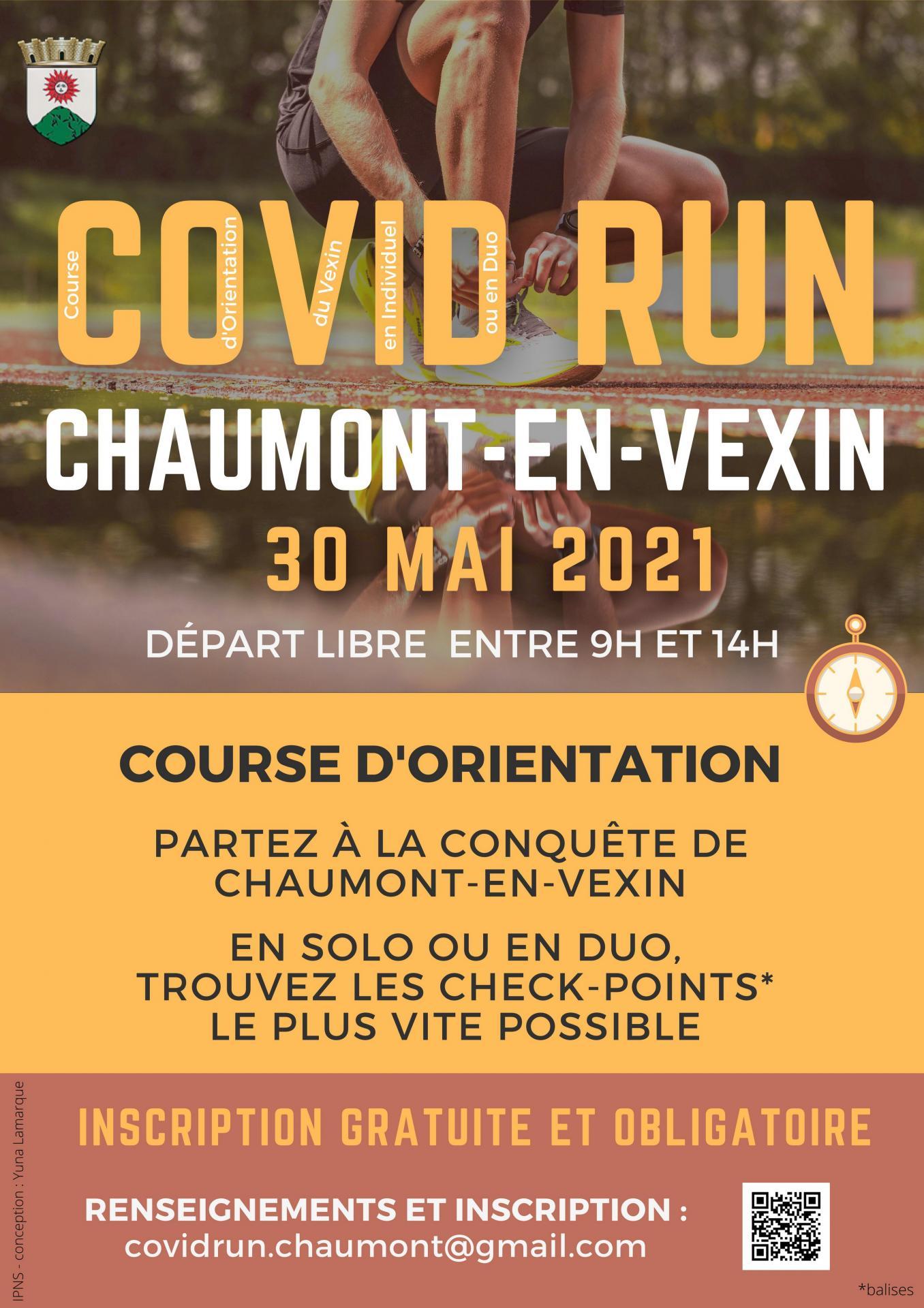 Covid run