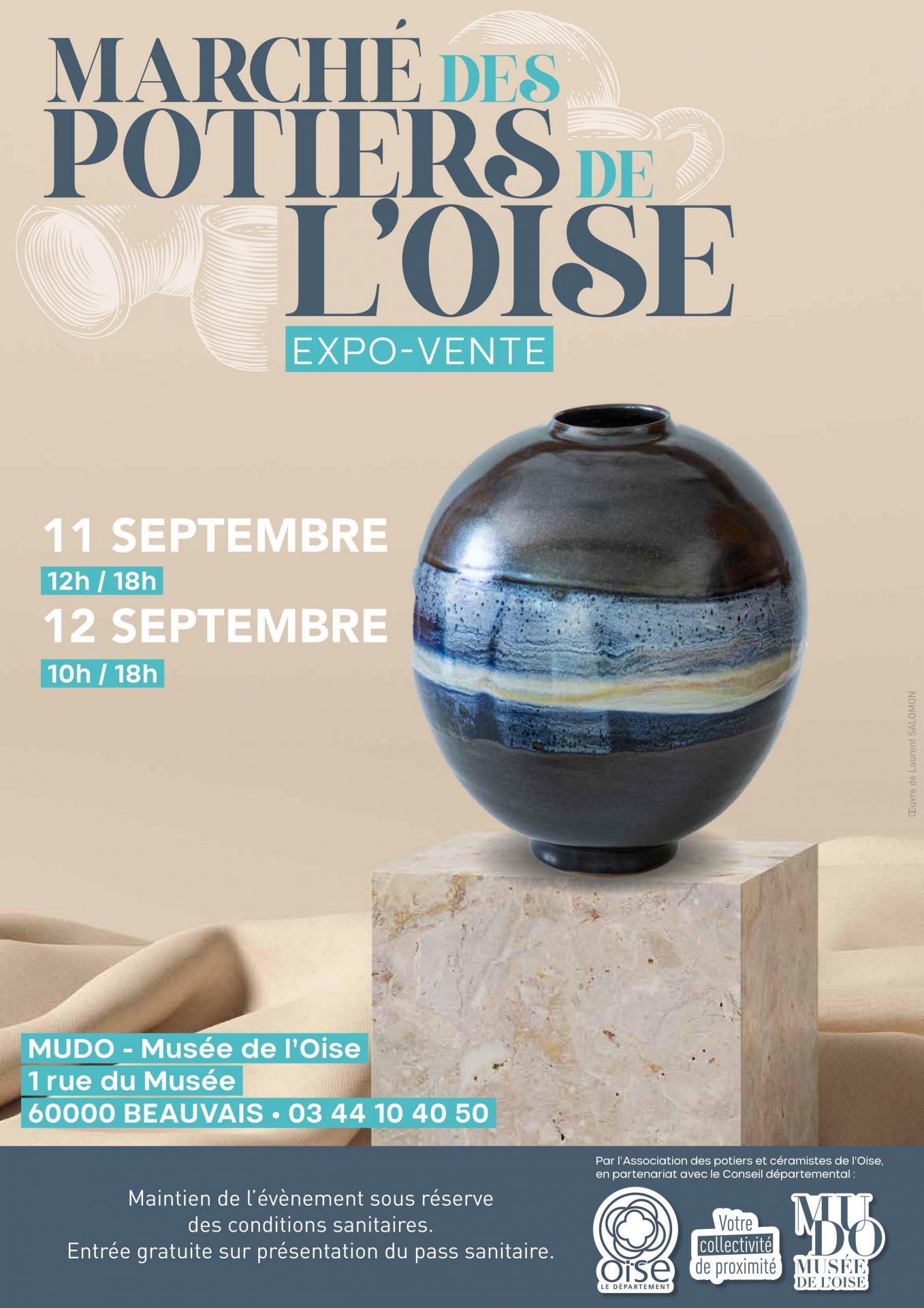 Expo poterie chaumont en vexin