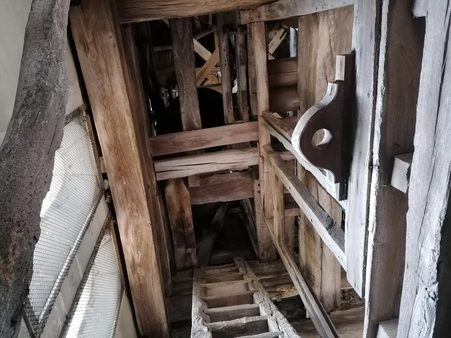 cloche du clocher