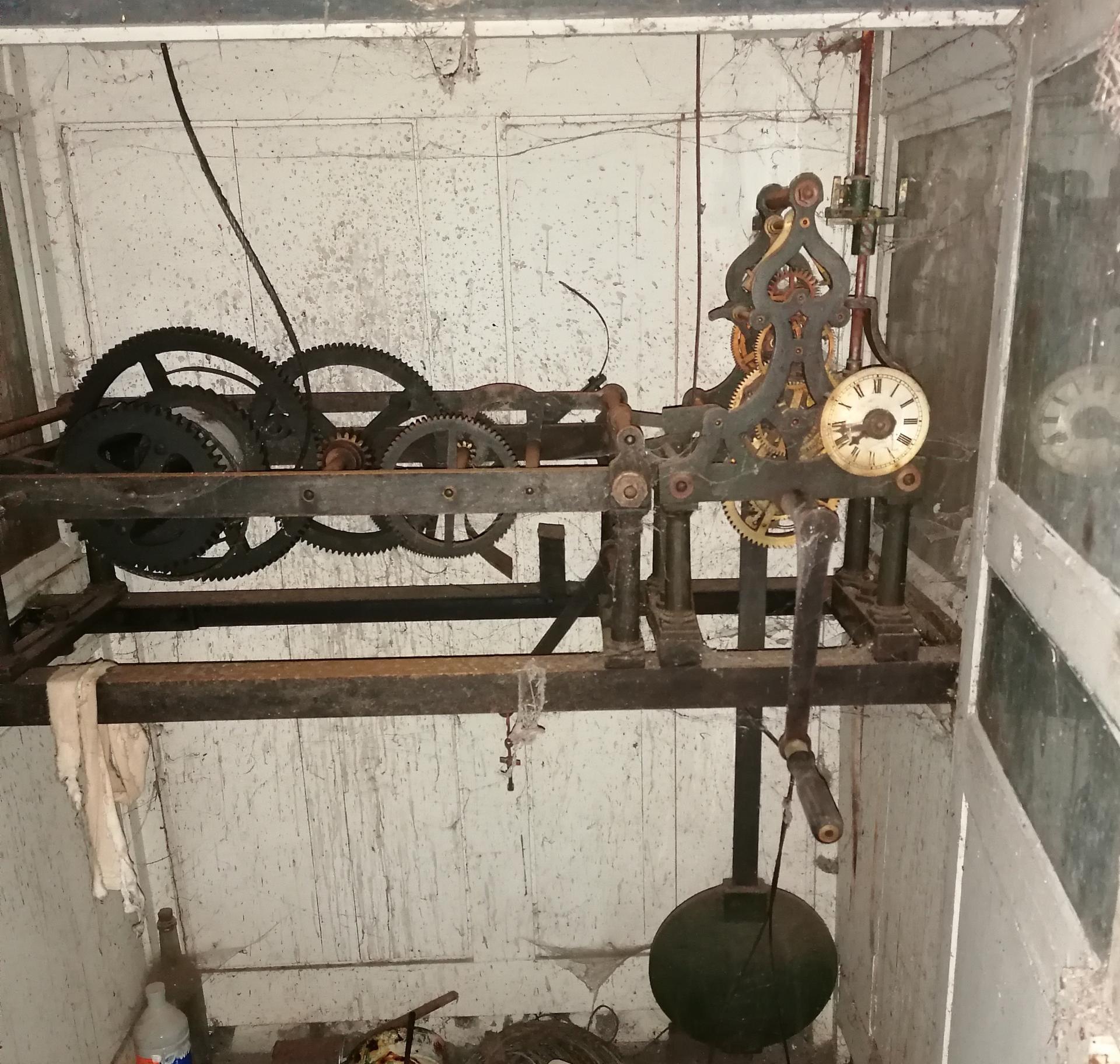 horlogerie du clocher