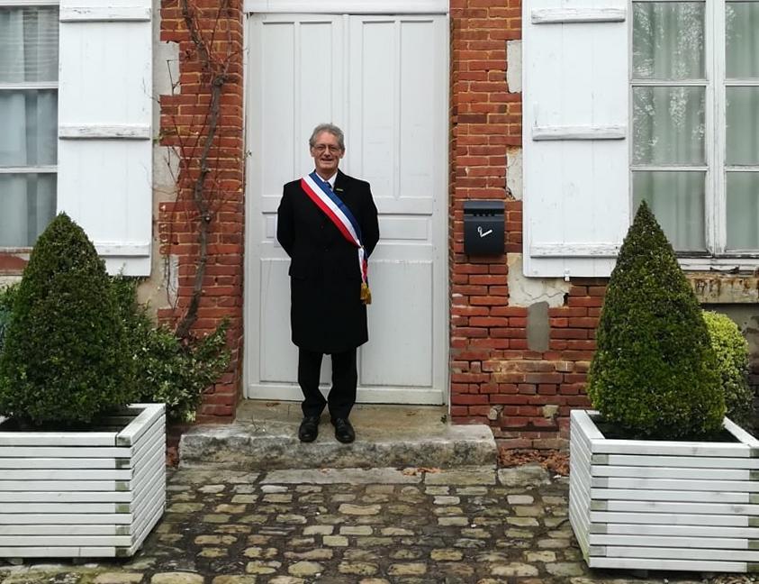 M. Jubault Yannick - Mairie de Thibivillers